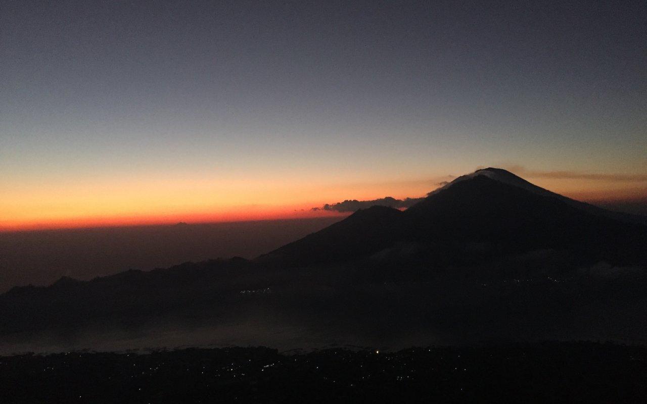 Batur Sunrise 01.10.2018