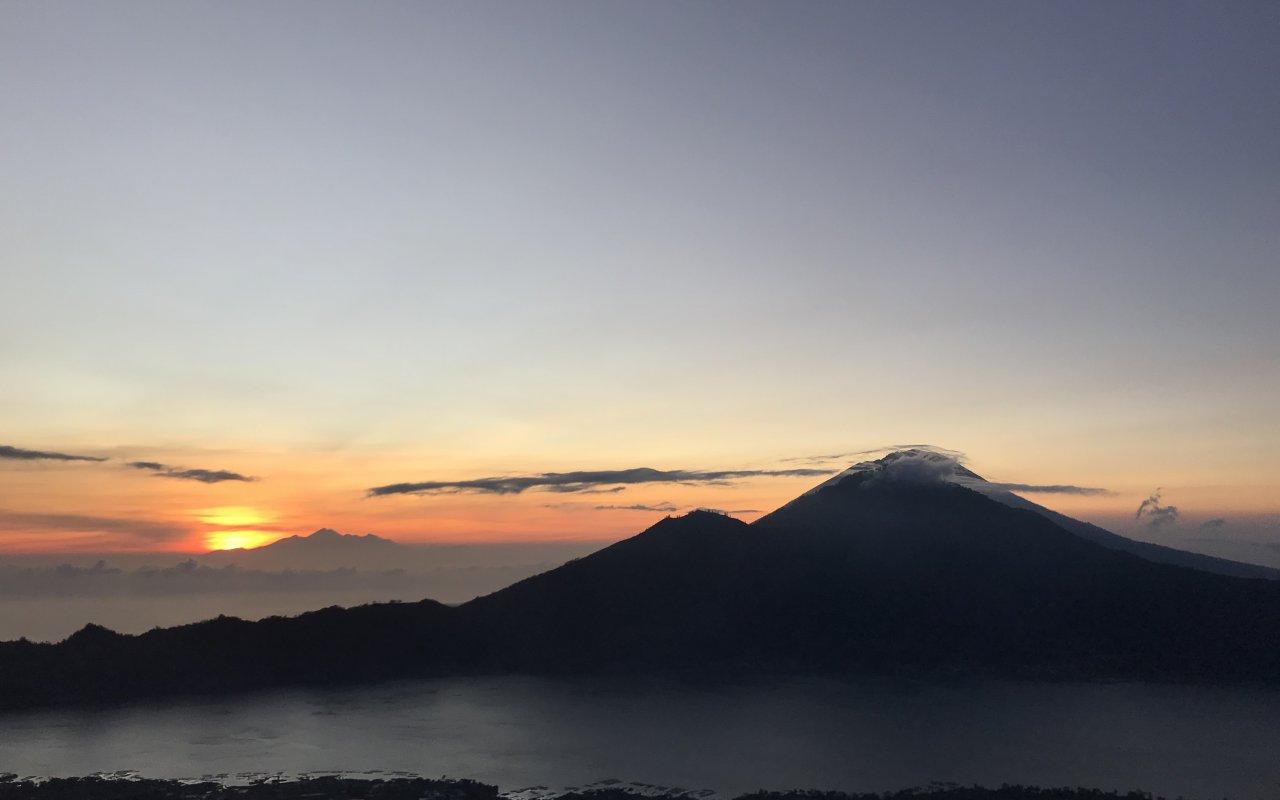 Batur Sunrise 06.10.2018