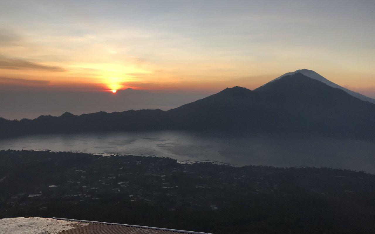 Batur Sunrise 10.10.2018