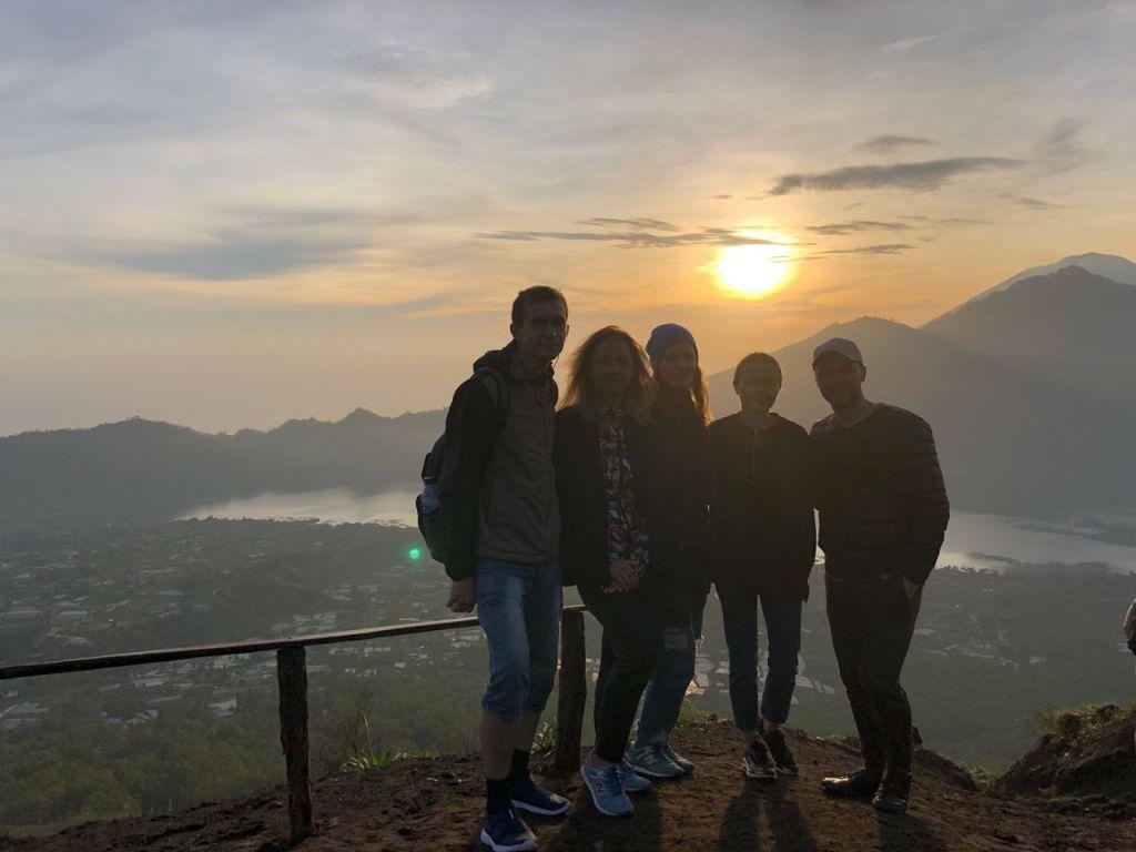 Batur Sunrise 13.12.2018